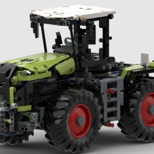 LEGO RC 42054-Claas Xerion MKII/MKII+