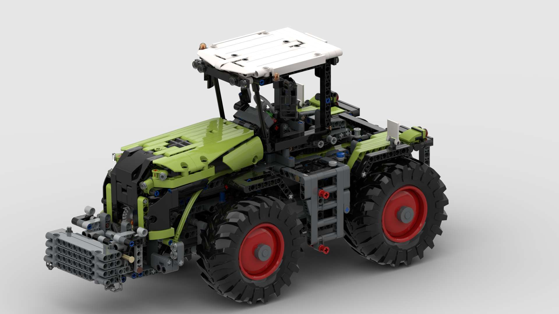 00 42054 Rc Original Xerion 5000 VC 7 Motoren MOD