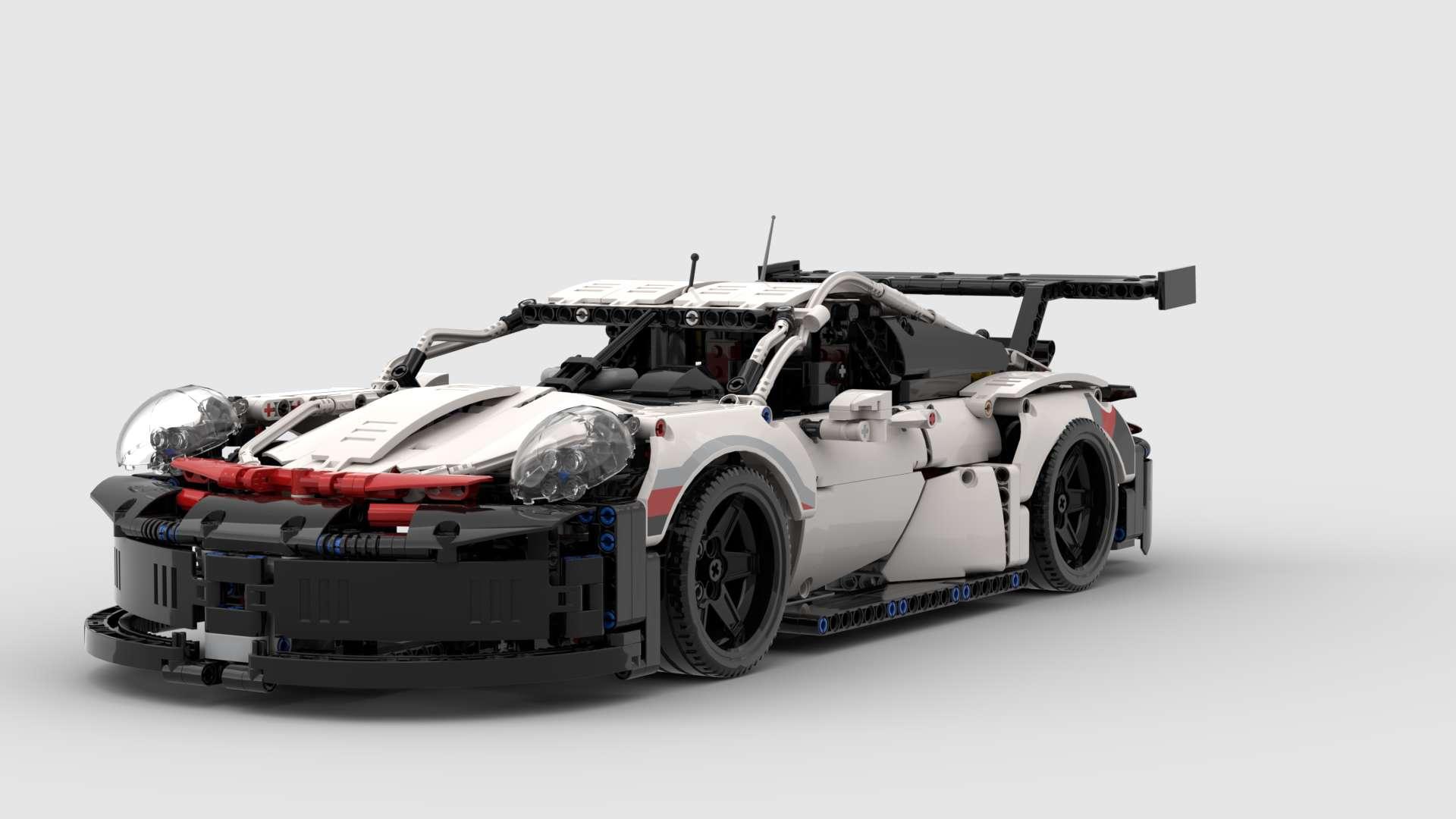 Porsche 911 rsr RC Umbau_2