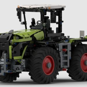 RC 42054-Claas Xerion 5000 TRAC VC MKII/MKII+