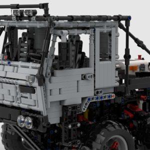 LEGO Tatra 813 Trial Truck