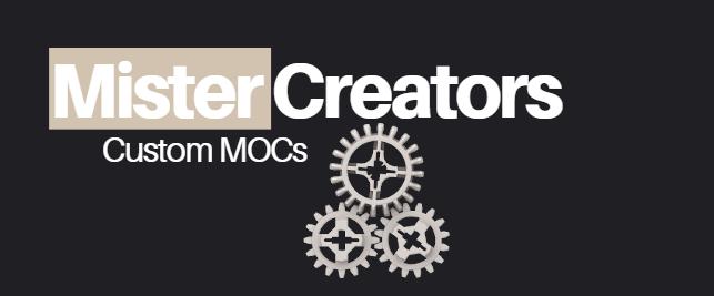 MisterCreators Custom MOCs