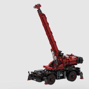 RC 42082-Geländegängiger Kranwagen