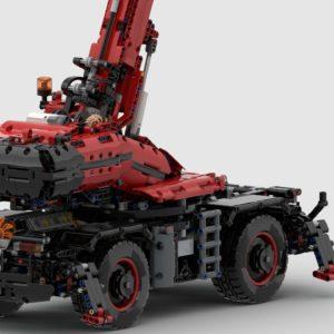 LEGO 42082 RC Umbau