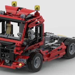 LEGO 8436 Truck Custom RC Umbau