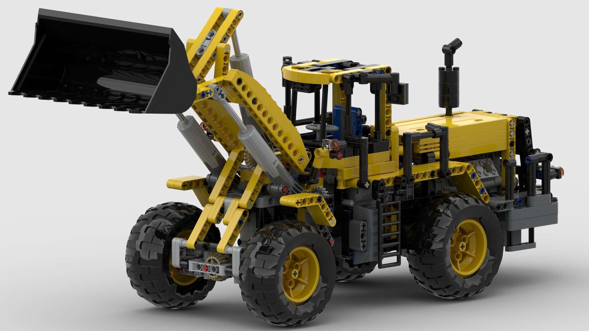 http://mistercreator.de/produkt/lego-8265-frontlader-rc-umbau/