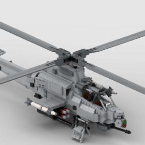 LEGO AH-1Z Super Cobra