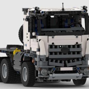 LEGO 42043 Mercedes Arocs RC Sattelschlepper