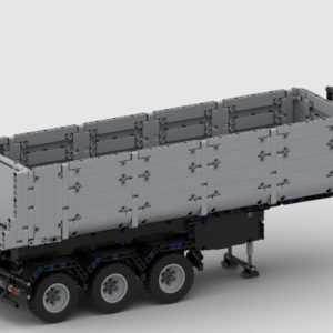 LEGO Kippmuldenanhänger
