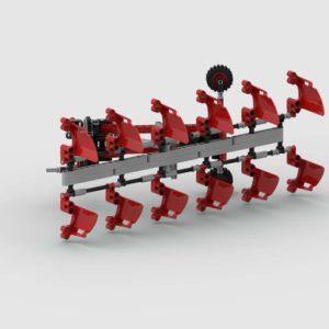 LEGO 6-Schar Pflug