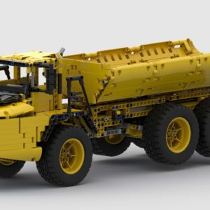 LEGO RC Volvo A30D