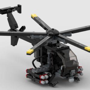LEGO MH-6 Little Bird