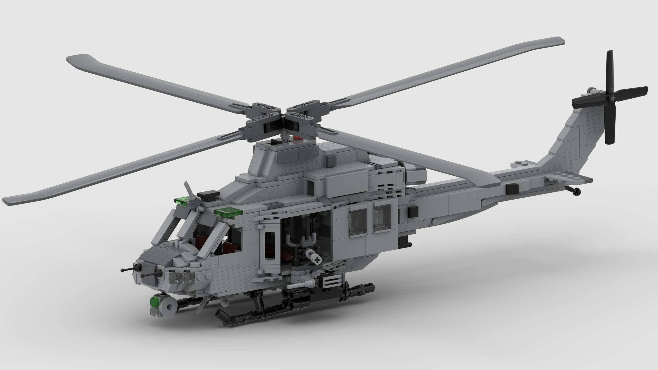 Bell UH-1Y Super Huey