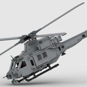LEGO Bell UH-1Y Super Huey