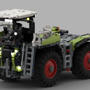 RC Claas Xerion 5000 Saddle Trac